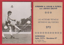Atletico Madrid Luis Arconada Spain 272